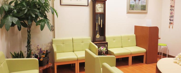 内科・外科・訪問診療を行っています。